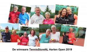 Winnaars Harten toernooi 2019