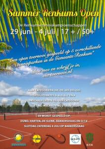 Summer Renkums Open 2020