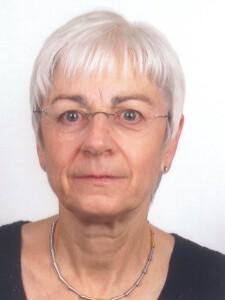 Pasfoto Diny Bijkerk